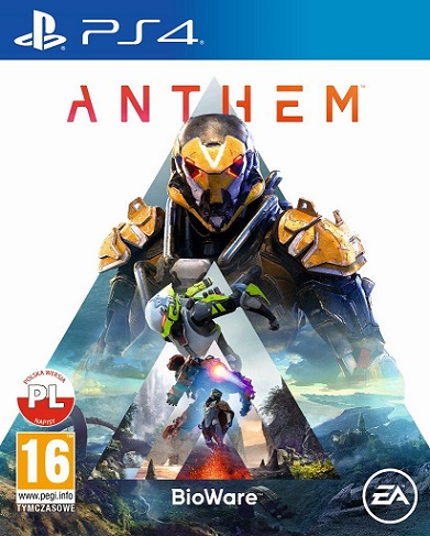 Anthem (PL!) (PS4)