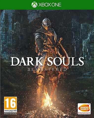 Dark Souls (PL!) Remastered (XBO)