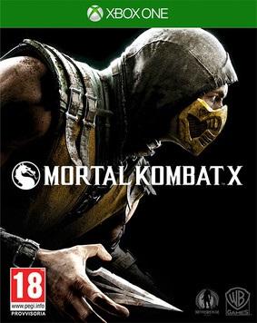 Mortal Kombat X (XBO)