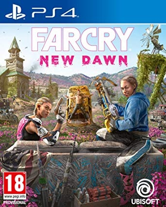 Far Cry New Dawn (PL!) (PS4)