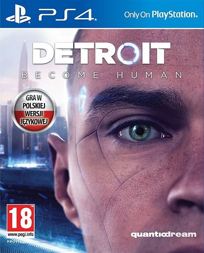 Detroit Become Human (PL!) DUBBING (PS4)