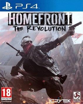 Homefront The Revolution (PL!) +DLC (PS4)