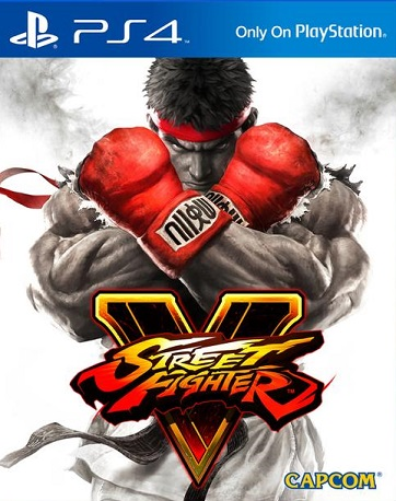 Street Fighter 5 (PL!) (PS4)