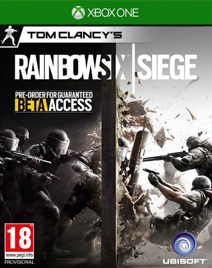 Tom Clancy`s Rainbow Six Siege (PL!) (XBO)