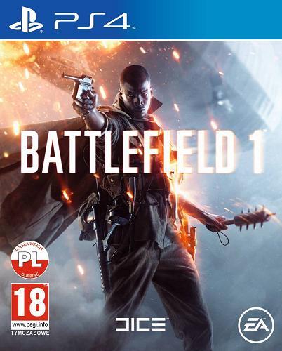 Battlefield 1 (PL!) (PS4)