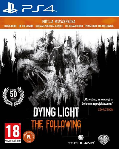 Dying Light (PL!) Enhanced Edition (PS4)