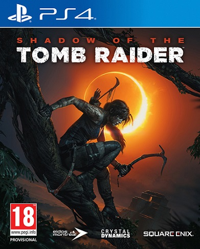 Shadow of the Tomb Raider (PL!) DUBBING (PS4)