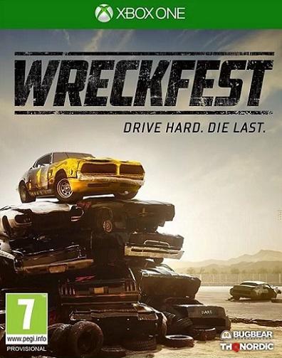 Wreckfest (PL!) (XBO)