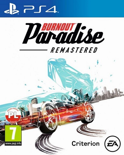 Burnout Paradise (PL!) Remastered (PS4)