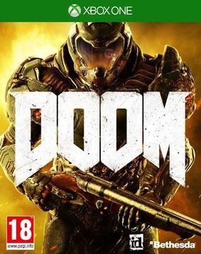 Doom (PL!) +DLC (XBO)