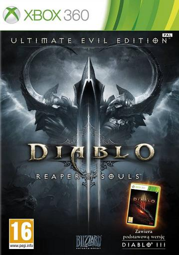 Diablo 3 (PL!) Ultimate Evil Edition (X360)