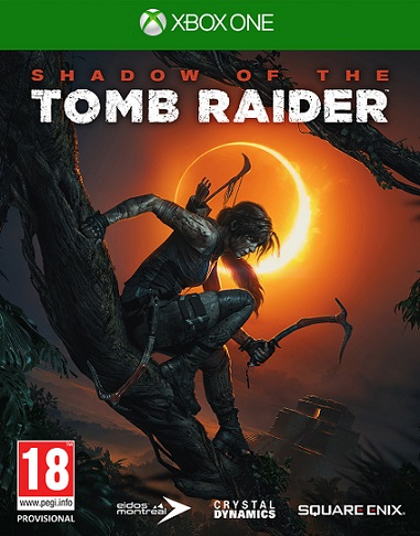 Shadow of the Tomb Raider (PL!) DUBBING (XBO)