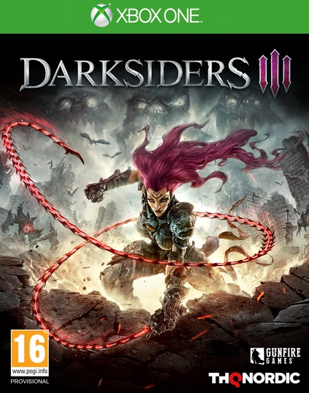 Darksiders 3 (PL!) (XBO)