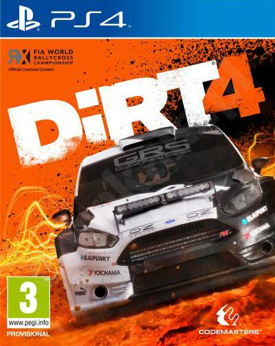DiRT 4 (PL!) (PS4)