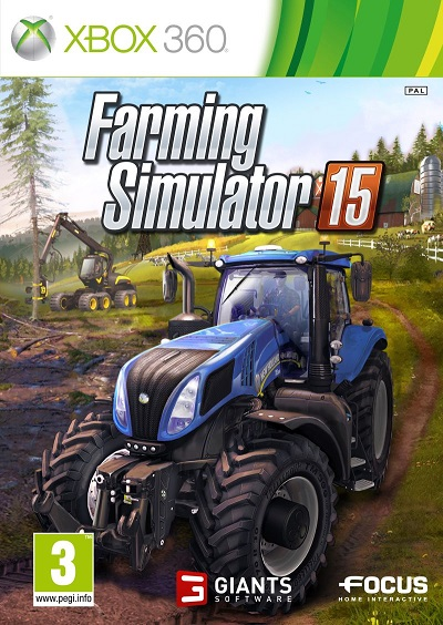 Farming Simulator 15 (PL!) (X360)