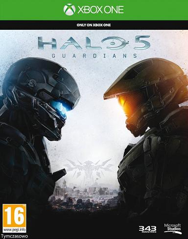 Halo 5 Guardians (PL!) (XBO)