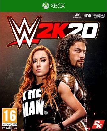 WWE 2K20 (XBO)