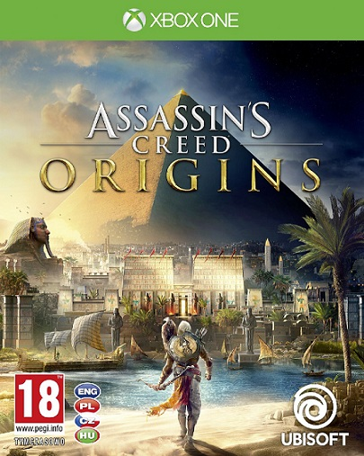 Assassin's Creed Origins (PL!) (XBO)