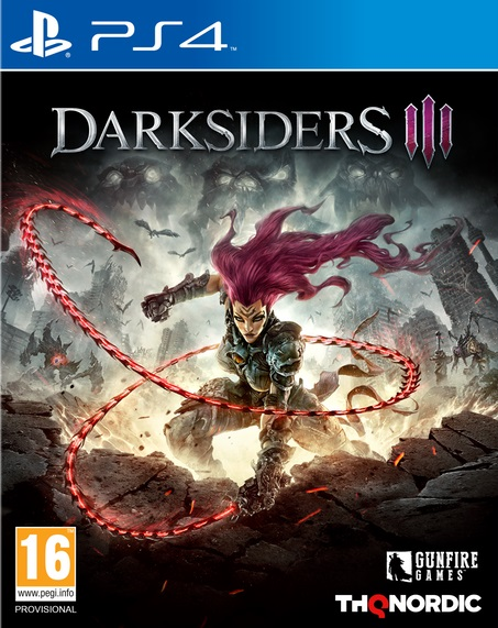 Darksiders 3 (PL!) (PS4)