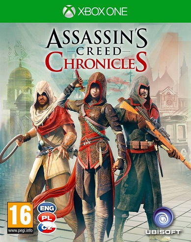 Assassin's Creed Chronicles (PL!) (XBO)