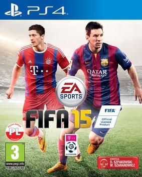 Fifa 15 (PL!) (PS4)