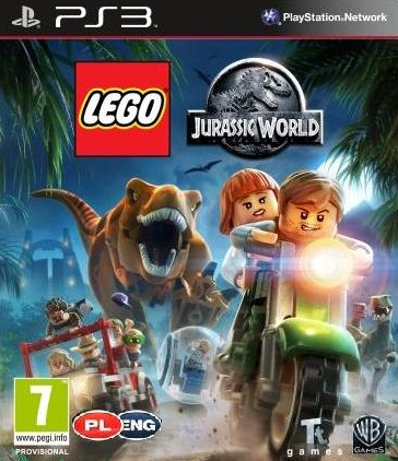 LEGO Jurassic World (PL!) (PS3)