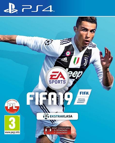 Fifa 19 (PL!) (PS4)