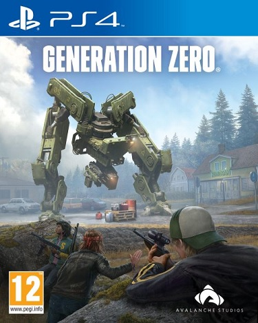 Generation Zero (PL!) (PS4)