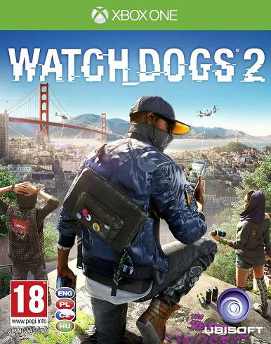 Watch Dogs 2 (PL!) (XBO)