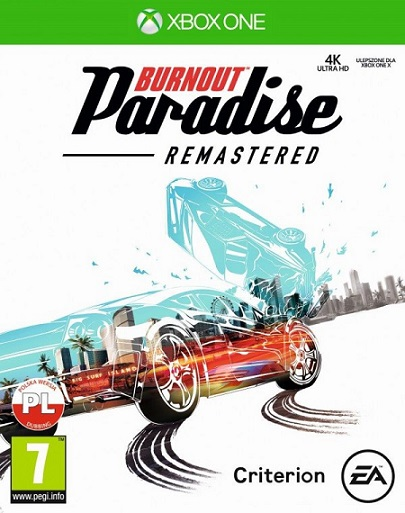 Burnout Paradise (PL!) Remastered (XBO)