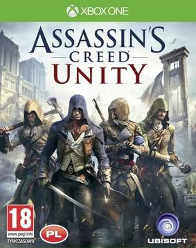 Assassin's Creed Unity (PL!) +DLC (XBO)