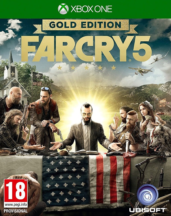 Far Cry 5 (PL!) GOLD EDITION (XBO)