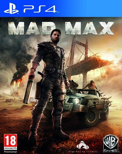 Mad Max (PL!) (PS4)