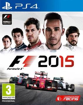 F1 2015 - Formula 1 (PS4)