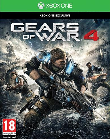 Gears of War 4 (PL!) (XBO)