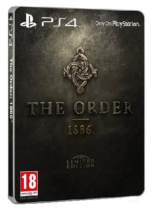 The Order 1886 LIMITED EDITION (PS4)