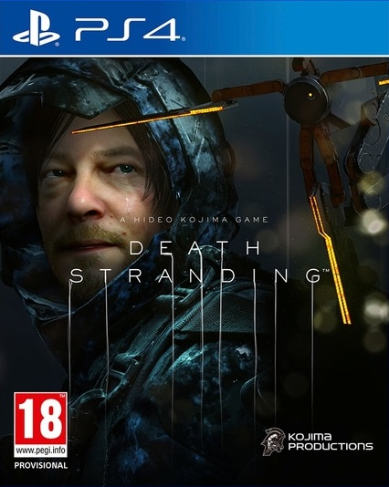 Death Stranding (PL!) (PS4)