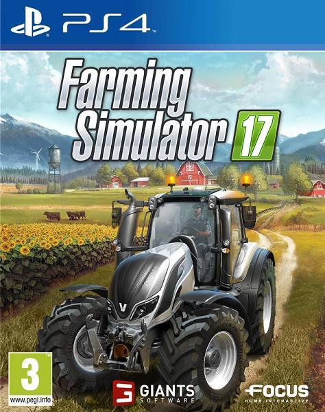 Farming Simulator 17 (PL!) (PS4)