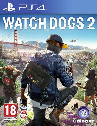 Watch Dogs 2 (PL!) (PS4)
