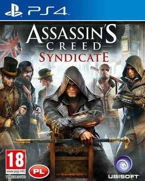 Assassin's Creed Syndicate (PL!) +DLC (PS4)