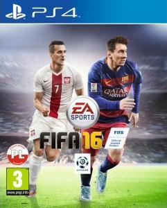 Fifa 16 (PL!) (PS4)