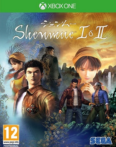 Shenmue 1 & 2 Collection (XBO)
