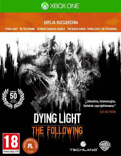 Dying Light (PL!) Enhanced Edition (XBO)