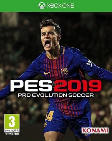 Pro Evolution Soccer - PES 2019 (XBO)