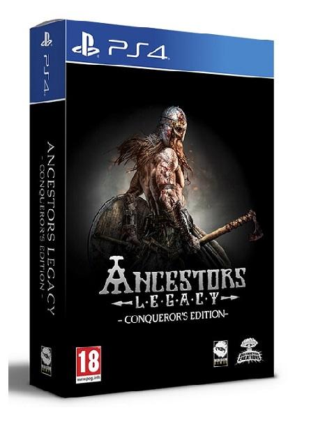 Ancestors Legacy (PL!) Conqueror Edition (PS4)