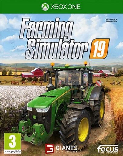 Farming Simulator 19 (PL!) (XBO)