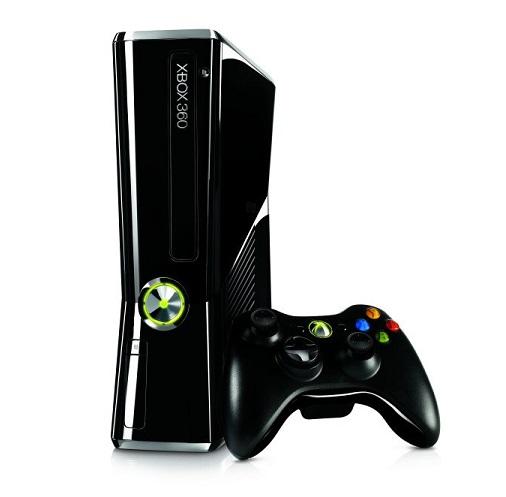 Konsola Xbox 360 Slim 250 Gb Kinect Gry X360 Nor Bit