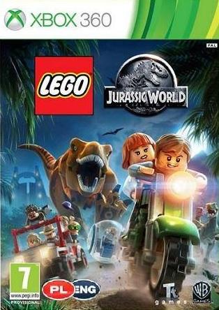LEGO Jurassic World (PL!) (X360)
