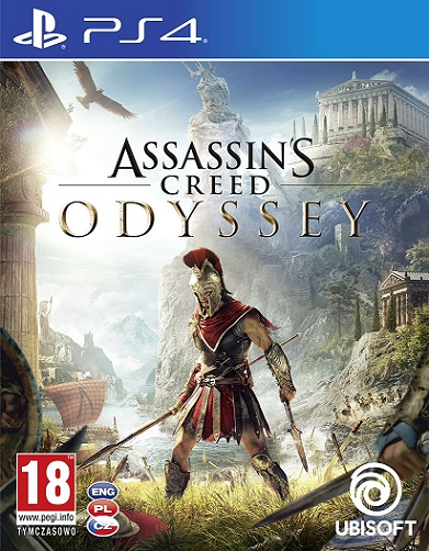 Assassin's Creed Odyssey (PL!) (PS4)