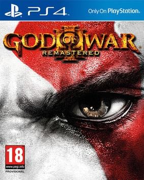 God of War 3 (PL!) Remasterd (PS4)